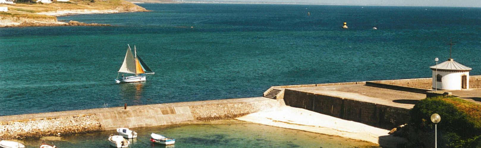 Location vacances Audierne - en bord de mer